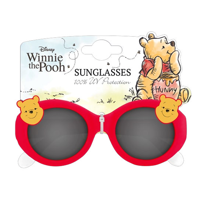 Winnie the Pooh Rubber Frame Sunglasses