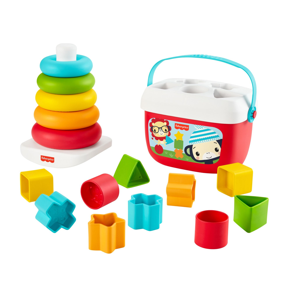 Fisher Price Alternative Materials Eco Gift Set