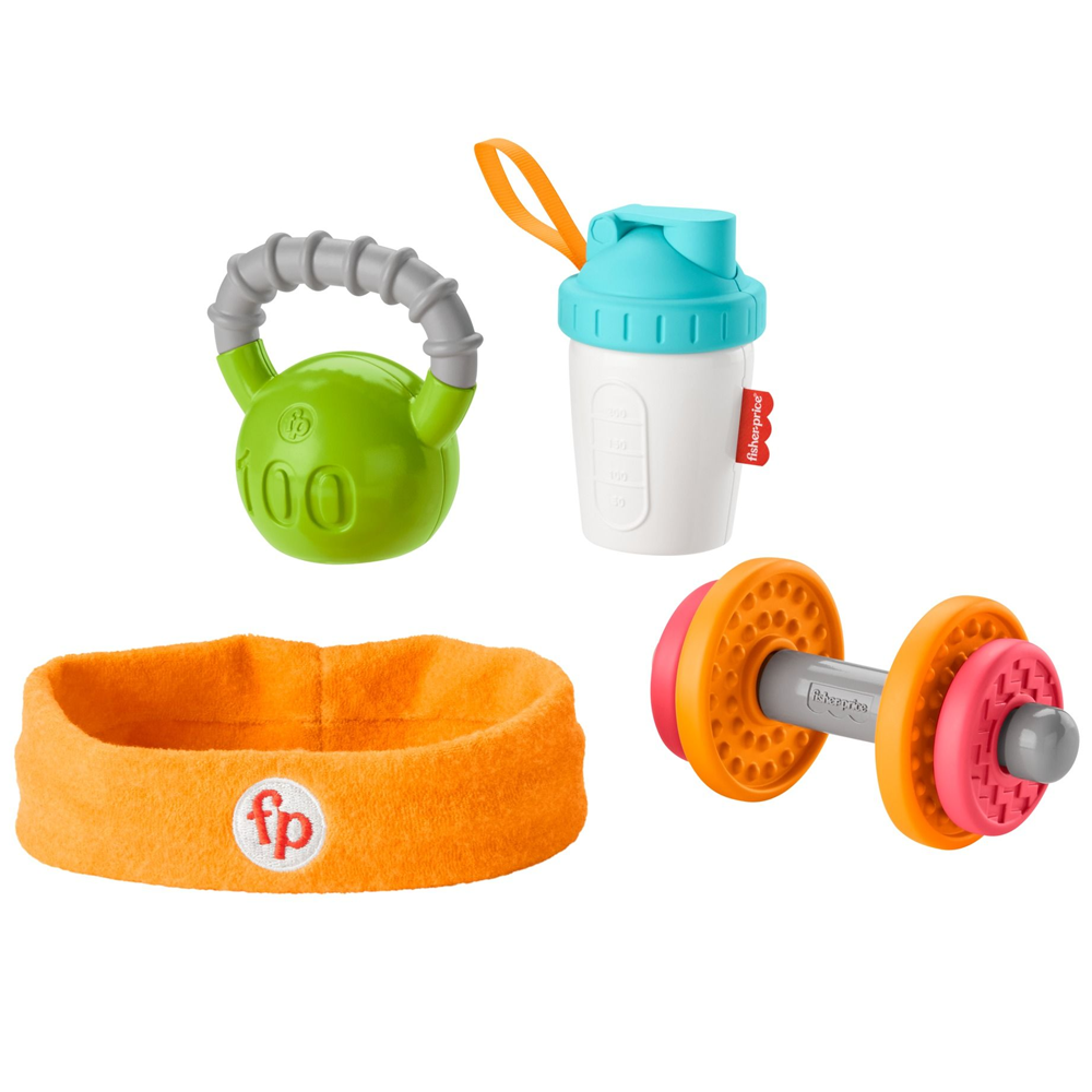 Fisher Price Fitness Humour Gift Set
