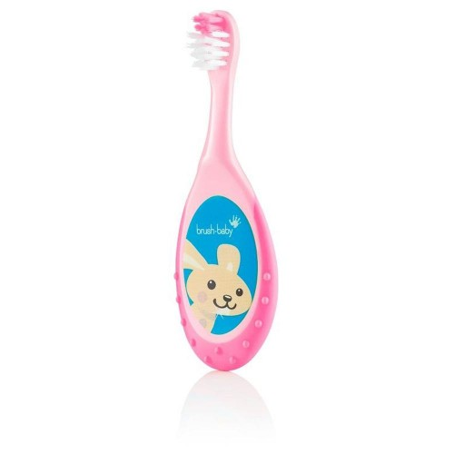 Brush Baby FlossBrush 0-3 yrs mixed colours