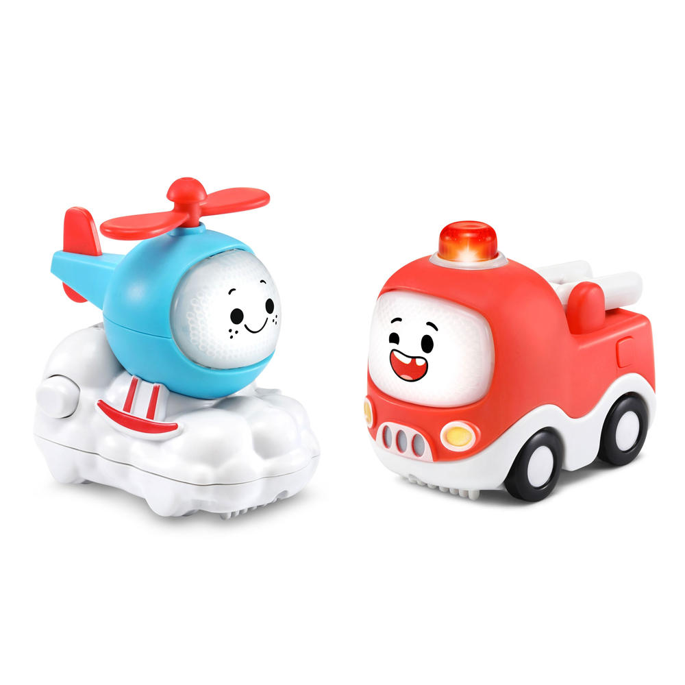 Vtech Toot-Toot Cory Carson® Mini Duo Vehicle pack (Freddie & Halle)