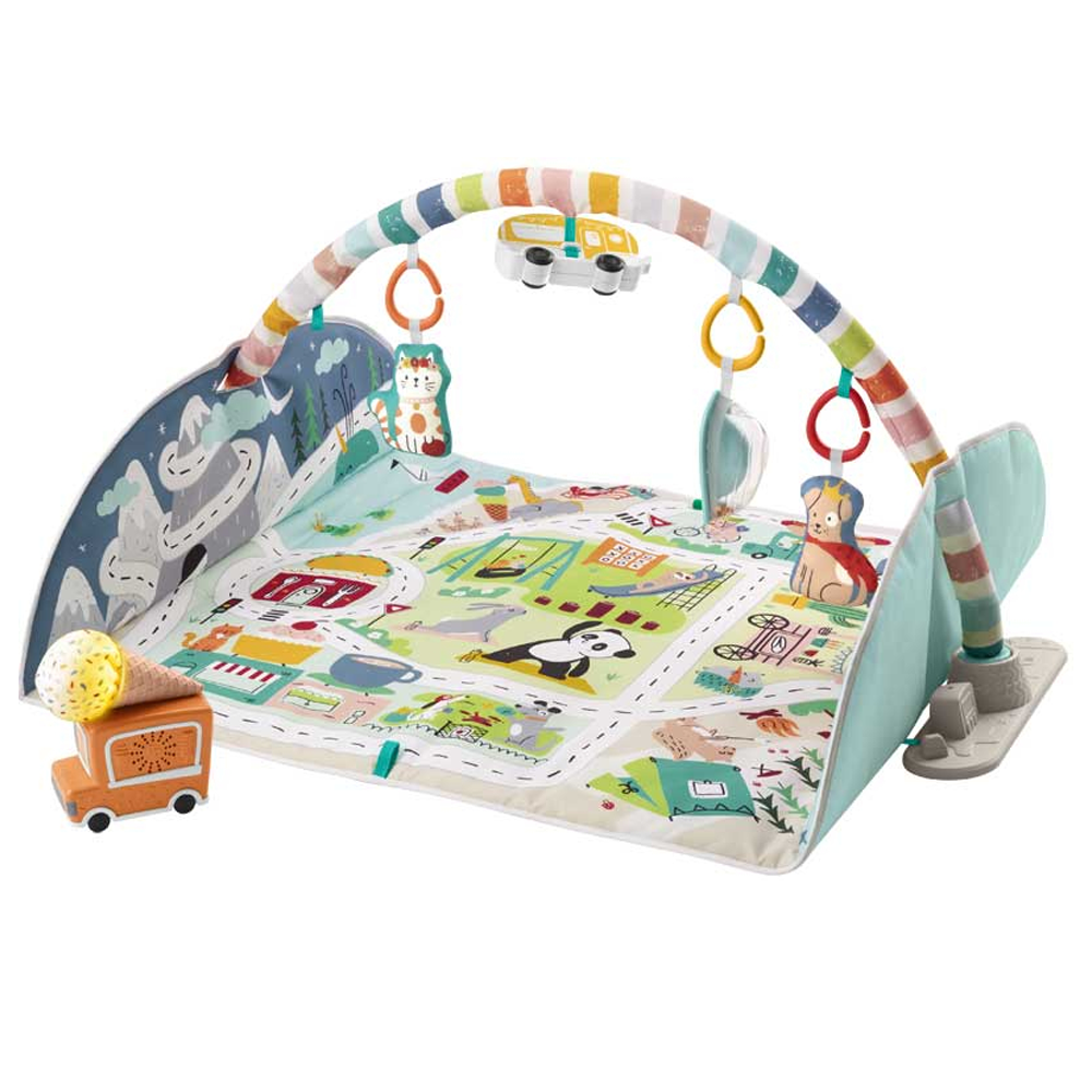 Fisher Price Joyful Journeys Activity Gym