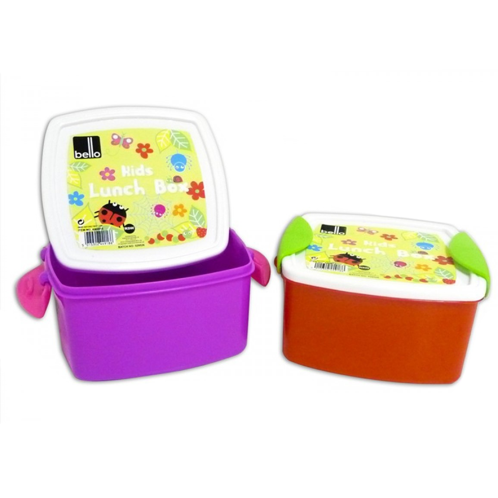 First Steps Kids Lunch Box