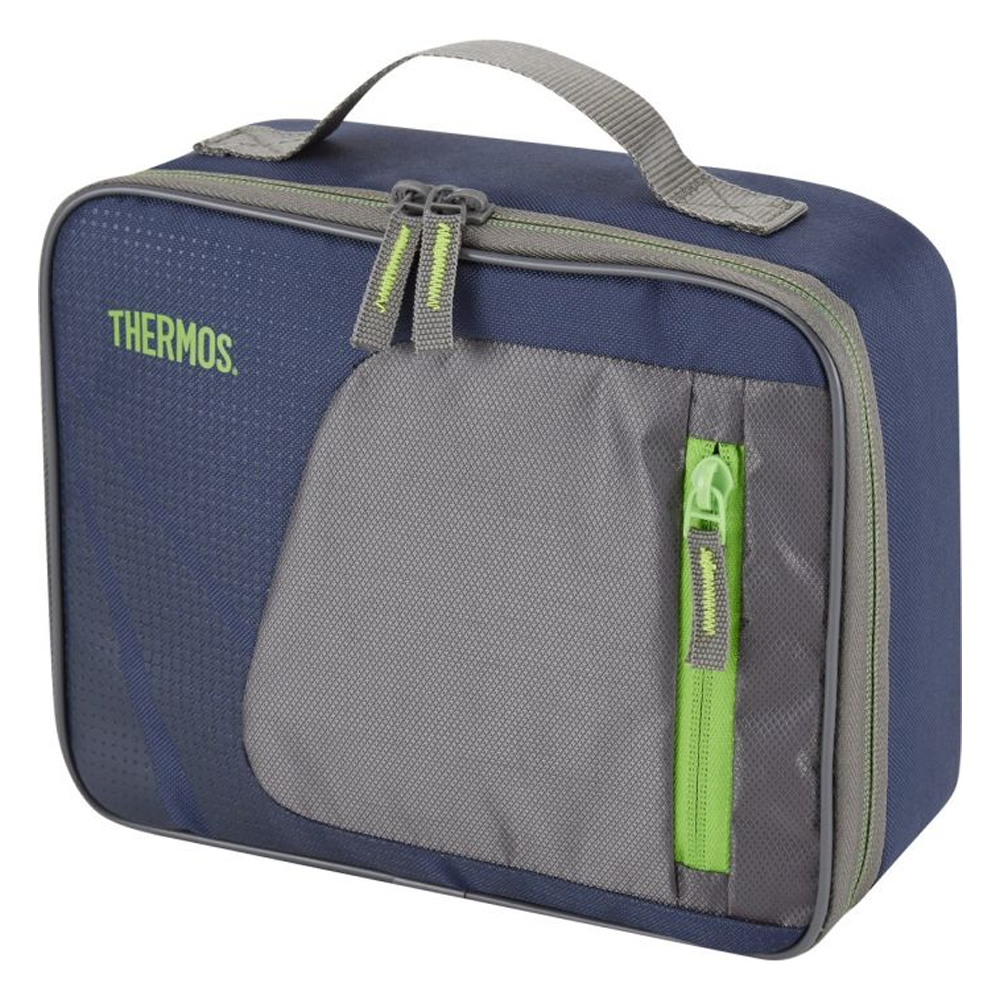 Thermos Brand Radiance Standard Lunch Kit Navy