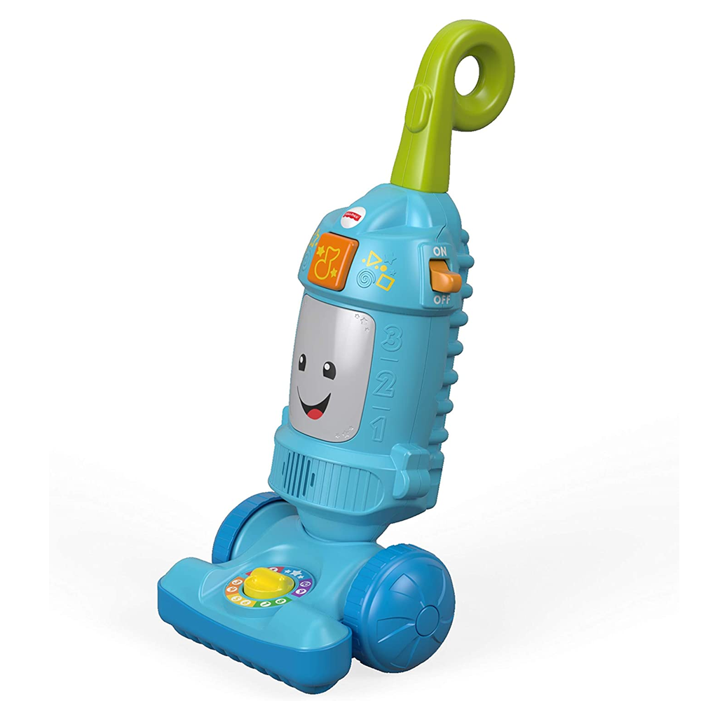 Fisher Price Laugh & Learn Light Up Vacuum