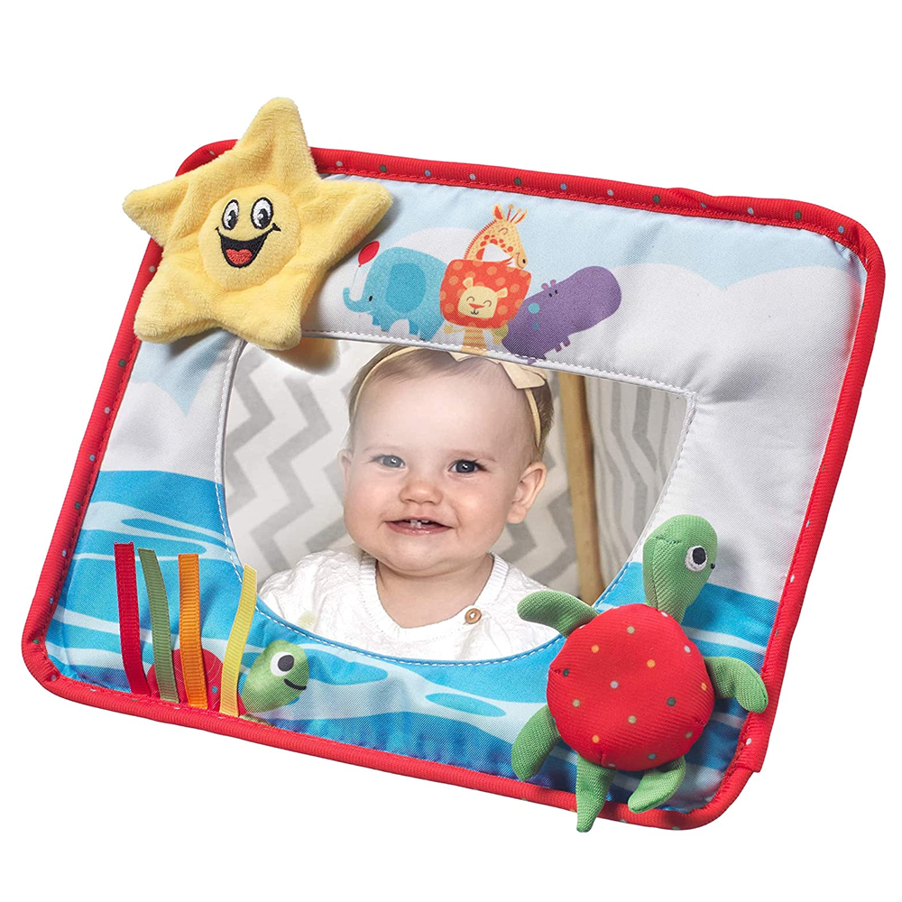 Nuby Tummy Time Mirror
