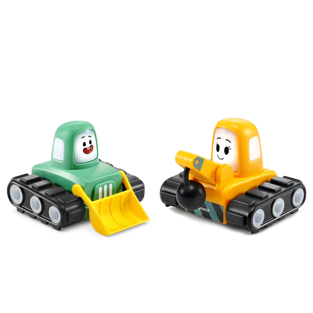Vtech Toot-Toot Cory Carson® Mini Duo Vehicle pack (Kimmy & Timmy)