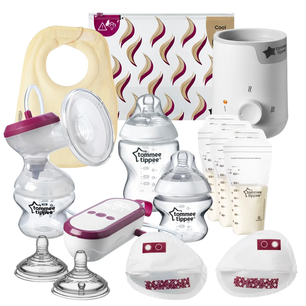 Tommee Tippee Complete Breastfeeding Kit
