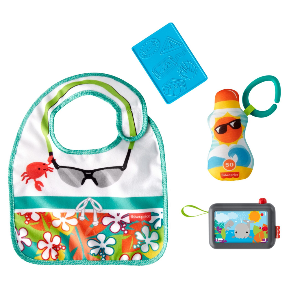 Fisher Price Travel Humour Gift Set