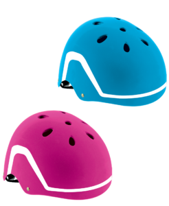 U Move Ramp Helmet - Pink/Purple
