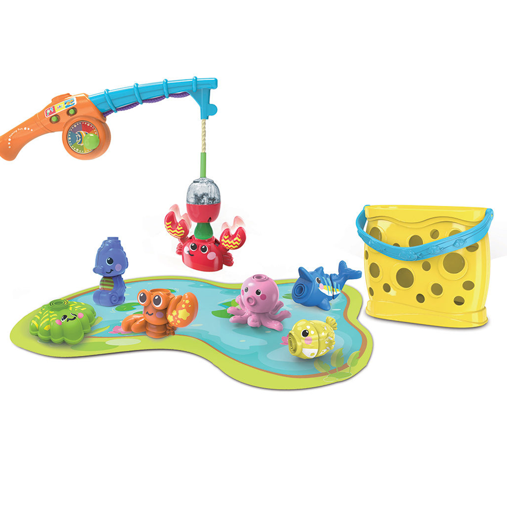 Vtech Wiggle & Jiggle Fishing Fun
