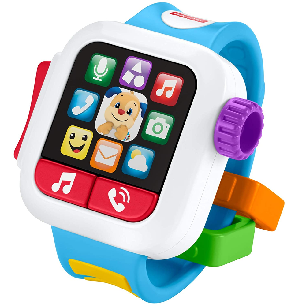 Fisher Price Laugh & Learn Smart Watch
