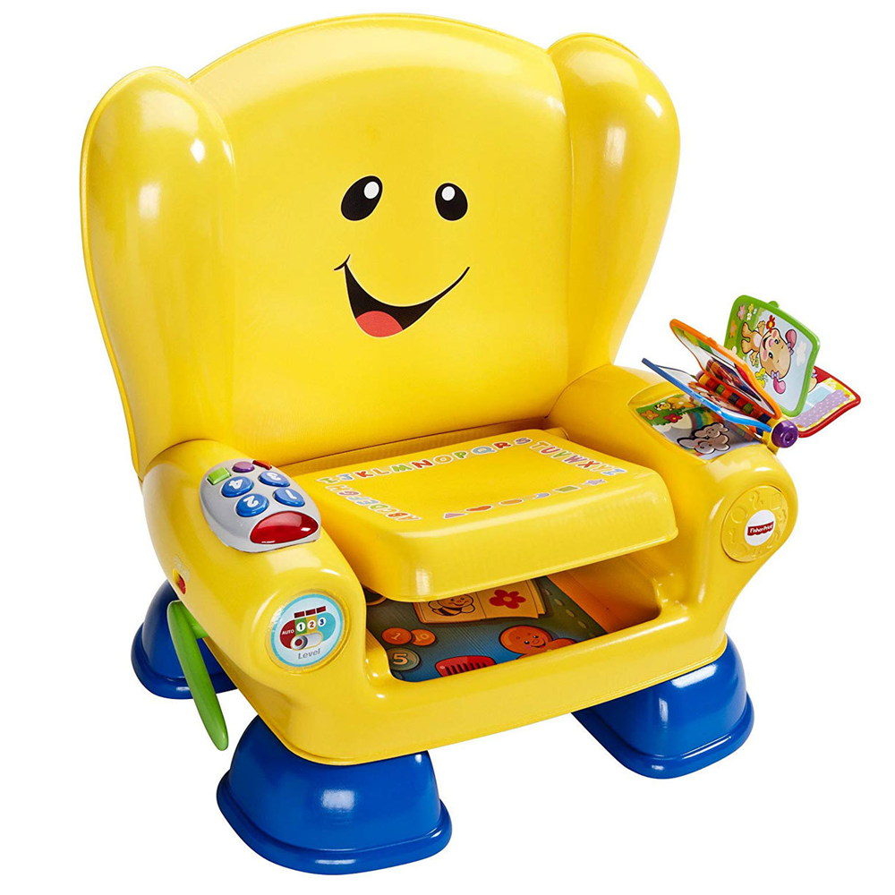 Fisher Price Laugh & Learn Yellow Chair